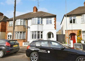 Thumbnail 5 bed semi-detached house for sale in Southfield Avenue, Far Cotton, Northampton