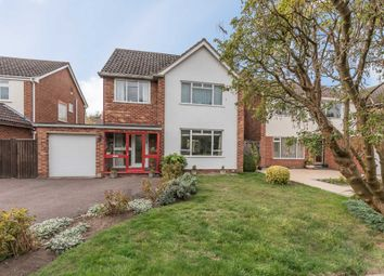 Thumbnail 3 bed detached house for sale in Lodge Crescent, Warwick
