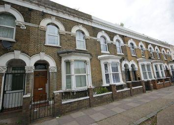Thumbnail 5 bedroom terraced house to rent in Abbott Road, London