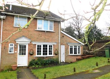 Thumbnail 4 bed end terrace house for sale in Ashmead, Bordon