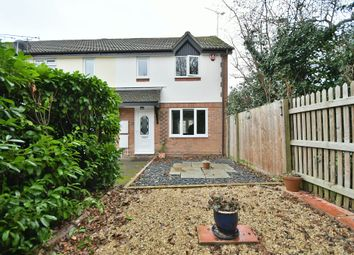 Thumbnail 2 bed end terrace house for sale in Radcot Close, Nine Elms, Swindon