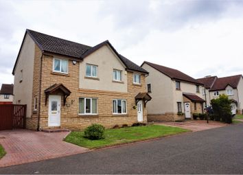 Thumbnail 3 bed semi-detached house for sale in The Murrays Brae, Edinburgh