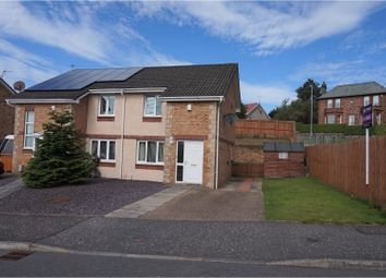 Thumbnail 2 bed semi-detached house for sale in Mcadam Way, Maybole