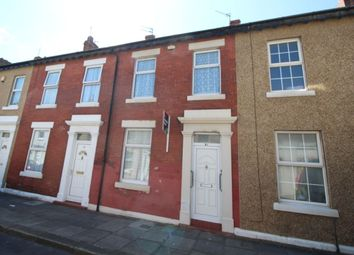 Thumbnail 3 bed terraced house to rent in Richmond Road, Blackpool