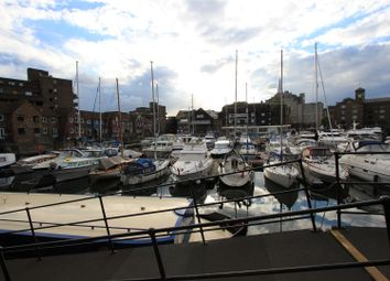 Thumbnail 1 bed flat to rent in Thomas More Street, South Quay Estate, Wapping