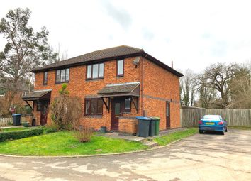 Thumbnail 2 bed semi-detached house for sale in Glebe Close, Stockton, Southam