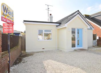 Thumbnail 3 bed detached bungalow for sale in Chrysler Avenue, Herne Bay, Kent