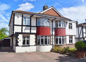 Thumbnail 4 bed semi-detached house for sale in Old Farm Avenue, Sidcup, Kent