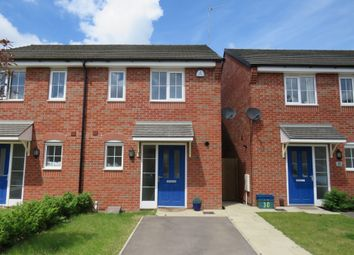 Thumbnail 2 bed terraced house for sale in Damselfly Road, Northampton
