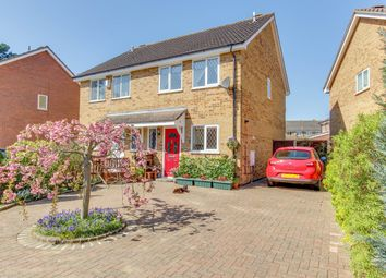Thumbnail 3 bed semi-detached house for sale in Tally Ho, Highwoods, Colchester