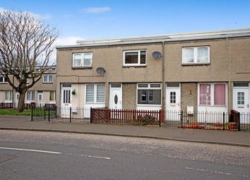 Thumbnail 2 bed terraced house for sale in Grangepans, Bo'ness