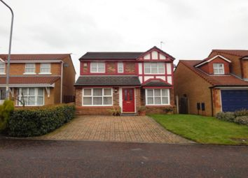 Thumbnail 4 bed detached house to rent in Fletcher Avenue, Prescot