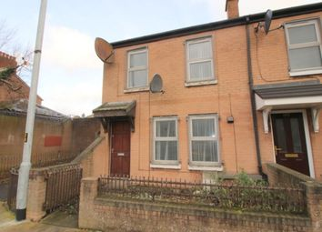 Thumbnail 3 bedroom terraced house for sale in Mountpottinger Road, Belfast