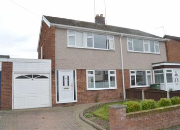 Thumbnail 3 bed semi-detached house for sale in Chesterfield Road, Eastham, Wirral