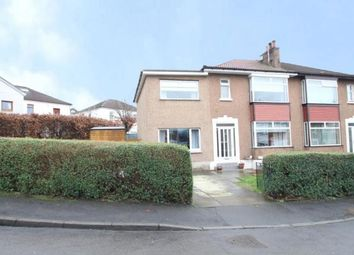 Thumbnail 5 bed semi-detached house for sale in Golf Drive, Old Drumchapel, Glasgow