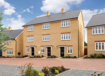 """Thumbnail 3 bedroom terraced house for sale in """"Haversham"""" at Southern Cross, Wixams, Bedford"""