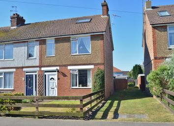 Thumbnail 4 bed semi-detached house for sale in Graham Road, Felixstowe