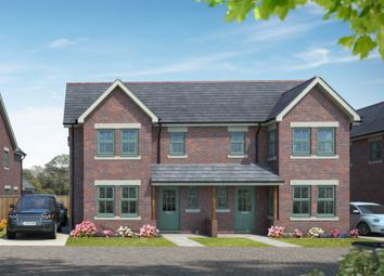 Thumbnail 3 bedroom semi-detached house for sale in Solomons Lane, Shirrell Heath, Southampton