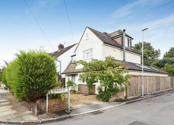 Thumbnail 4 bedroom detached house for sale in Barnfield Avenue, Kingston Upon Thames