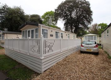 Thumbnail 2 bed mobile/park home for sale in Avon Beach, Mudeford