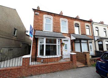 Thumbnail 2 bedroom terraced house for sale in Sintonville Avenue, Ballyhackamore, Belfast