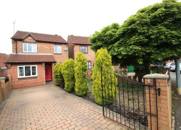 Thumbnail 3 bed detached house for sale in Brandon Way, Kingswood, Hull