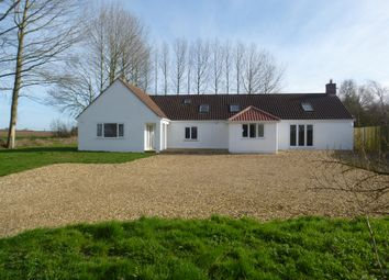 Thumbnail 5 bedroom property for sale in Church Road, Ovington, Thetford