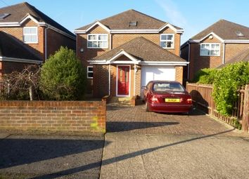 Thumbnail 4 bedroom detached house for sale in Bolton Road, Chessington