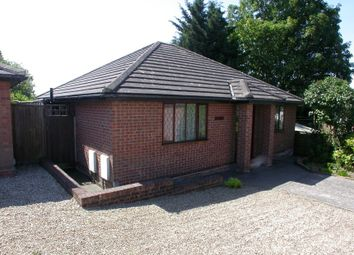 Thumbnail 3 bedroom bungalow for sale in Firtrees, Howe Close, Colchester, Essex