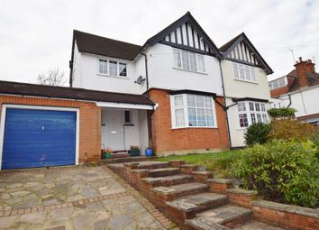 Thumbnail 4 bed semi-detached house for sale in Love Lane, Pinner Village, Middlesex
