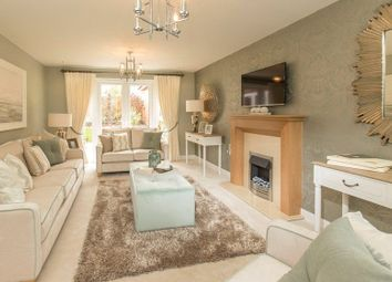 Thumbnail 4 bed detached house for sale in Bearscroft Lane, Huntingdon, Cambridgshire