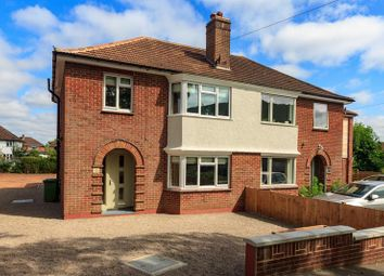 Thumbnail 3 bed semi-detached house for sale in Merrivale Crescent, Ross-On-Wye