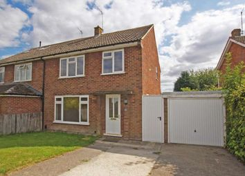 Thumbnail 3 bed semi-detached house to rent in Loyd Road, Didcot
