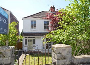 Thumbnail 4 bed semi-detached house for sale in Hadland Terrace, Norton, Swansea