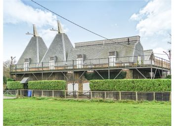 Thumbnail 4 bed detached house for sale in Barrow Green, Sittingbourne