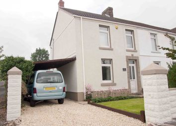 Thumbnail 2 bed terraced house to rent in Bryn Mount, Swansea, West Glamorgan