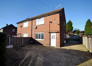 Thumbnail 2 bed semi-detached house for sale in Hoyland Road, Wakefield