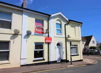 Thumbnail 2 bed terraced house for sale in Petitor Road, Torquay