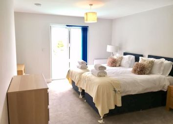 Thumbnail 3 bed flat to rent in Parkstone Road, Parkstone, Poole