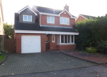 Thumbnail 4 bed property to rent in Wensleydale Close, Shaw, Swindon