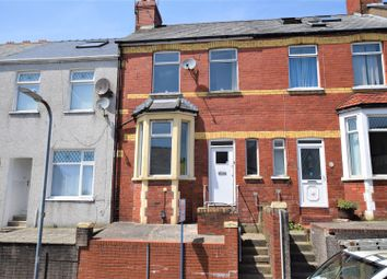 Thumbnail 3 bed terraced house for sale in Princes Street, Barry