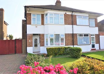 Thumbnail 3 bed semi-detached house for sale in Langdale Gardens, Waltham Cross