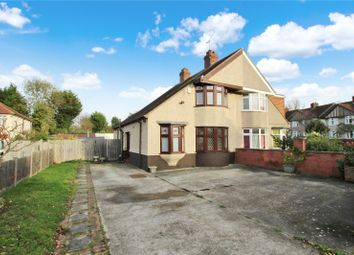 Thumbnail 3 bed semi-detached house for sale in Canterbury Avenue, Sidcup, Kent