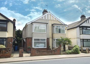 Thumbnail 3 bedroom semi-detached house for sale in Wherstead Road, Ipswich, Suffolk