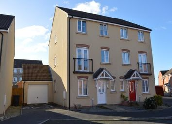 Thumbnail 3 bed semi-detached house for sale in Hayward Avenue, West Wick, Weston-Super-Mare
