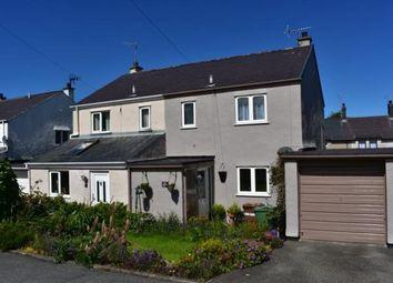 Thumbnail 3 bed semi-detached house for sale in Stad Llwynaethnen, Trefor, Caernarfon, Gwynedd