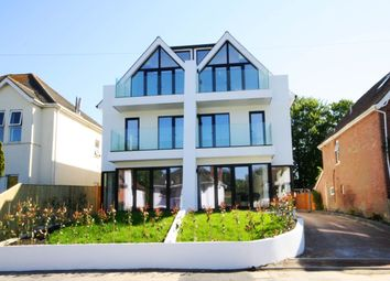 Thumbnail 3 bed town house to rent in Sandbanks Road, Poole, Dorset