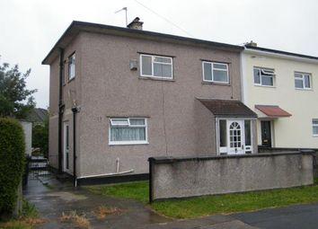 Thumbnail 3 bed semi-detached house for sale in Hogarth Walk, Lockleaze, Bristol