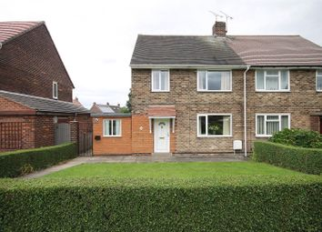 Thumbnail 3 bed semi-detached house for sale in Stanley Avenue, Inkersall, Chesterfield