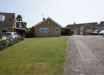 Thumbnail 2 bed detached bungalow for sale in Victoria Road, Cogenhoe